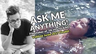 [AMA] with Viddsee Juree PH 2017 Finalist: Christian Candelaria