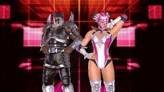 Tekken Tag Tournament 2 Marduk King Vs Armor King Jaycee