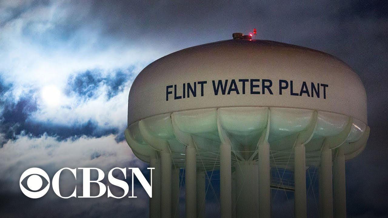 Officials announce outcome of Flint water crisis investigation