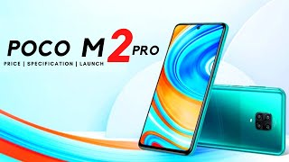 POCO M2 PRO - Confirm!! Specification | Price in India | Launch Date