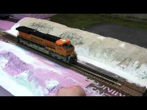 The Building of an HO Layout Part 1