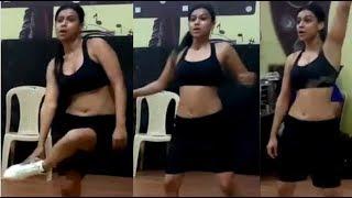 Nia Sharma Look STUNNING At Dance Rehersal Naagin 4
