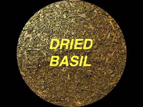 Dried Basil - PC Quick Clips