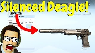 New Deagle OP in Rainbow Six Siege (Test Server Gameplay)