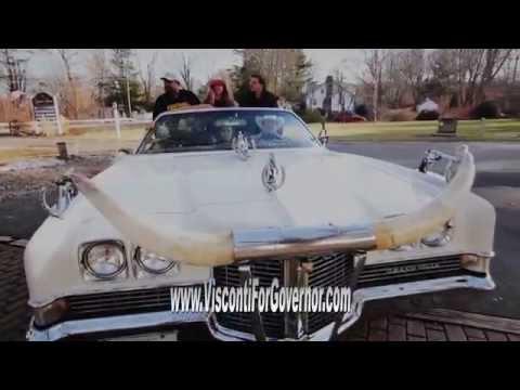 Visconti for Governor of CT Second Amendment Rights - TV AD