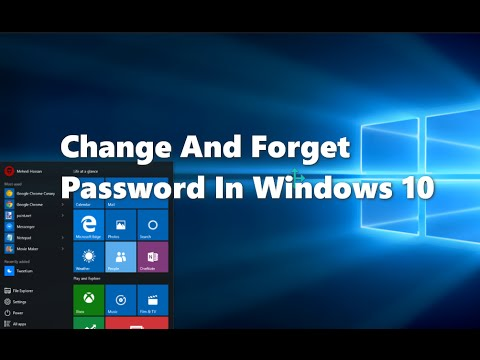 How to Forget & Change Saved Wifi Network Password Windows 10