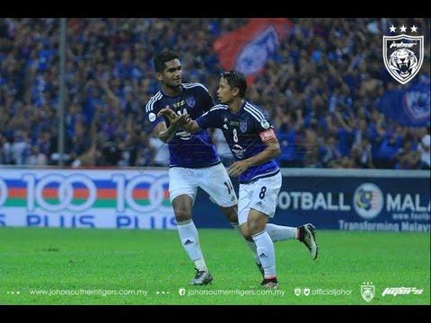 Final Piala FA 2016 | Johor Darul Ta'zim vs Selangor PKNS [2-1]