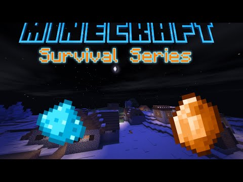 EMERALDS! | MC Modded Survival Series #2