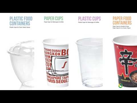 Hyunjin Co., Ltd. was established in 1979 and has become the largest paper cups and food container