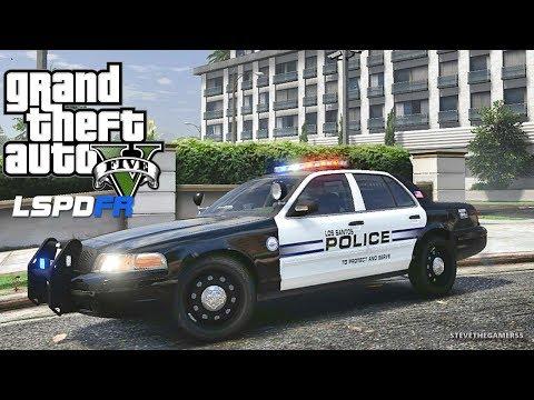 LSPDFR #615 ALL CARS PATROL!! (GTA 5 REAL LIFE PC MOD)
