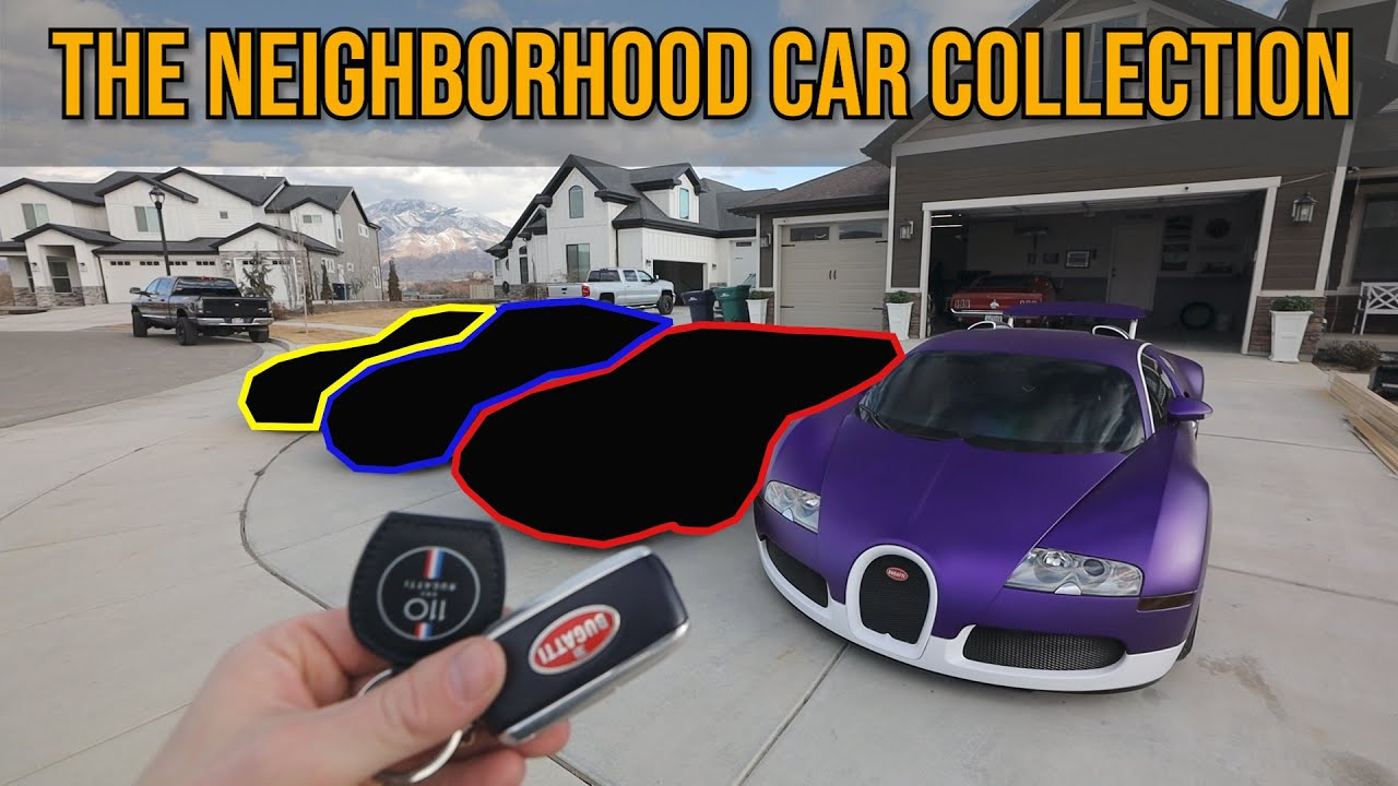 My Neighbors Are BUYING CRAZY CARS now!!