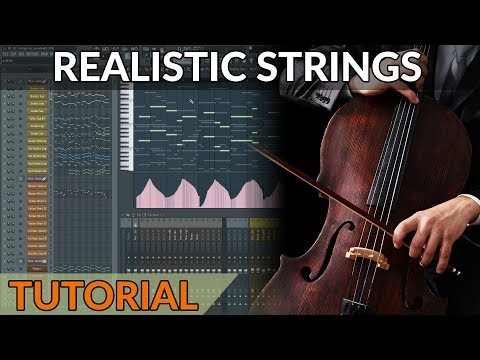 How To Write Orchestral Music - Arranging Strings Tutorial & Harmony Basics