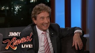 Martin Short on Vacation with Jimmy Kimmel & Friendship with Steve Martin