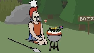 Pantheon the Baker | League of Legends Community Collab