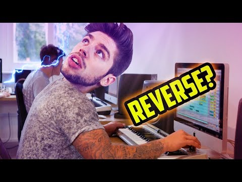 Making A Beat in REVERSE? (THE LUIGY SHOW #6)