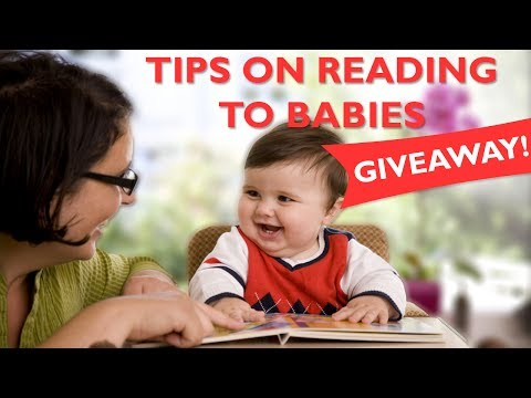 Tips on Reading to Babies   CloudMom