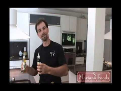 Organic Extra Virgin Olive Oil & Balsamic Vinegar