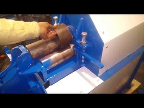 Sheet Metal bending & Ring Bending Machine