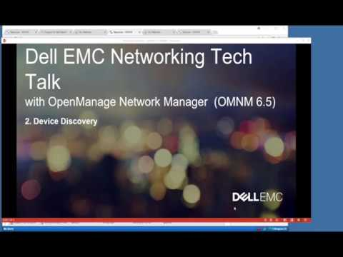 OMNM 6.5 – Device Discovery