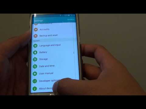 Samsung Galaxy S6 Edge: How to Find the Current SIM Phone Number