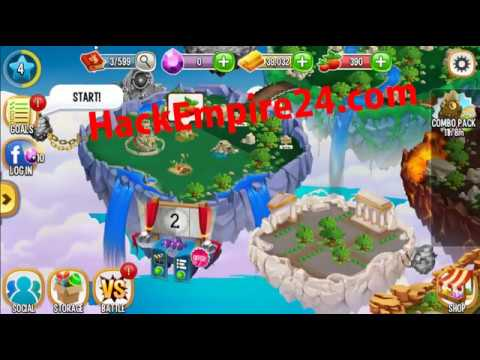 Dragon City Hack Online - Step by Step How to get 1.700 Gems using Dragon City Hack Cheat Tool