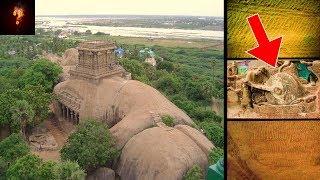 """Ancient """"Stone-Cutting Machine"""" Links India & China?"""