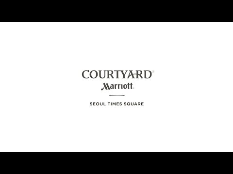 Courtyard Marriott Seoul Times Square