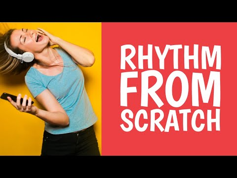 4. Learn How to Read and Write Rhythm From Scratch - 7 Note Values (Easy Music Theory)