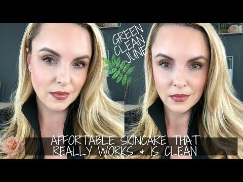 Affordable Skincare That REALLY WORKS & Is Healthy || Anti-Aging Skincare - Elle Leary Artistry
