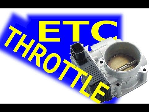 Electronic Throttle Wiring Test