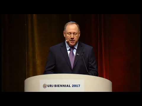 Rabbi Aaron Panken Remarks - Biennial 2017