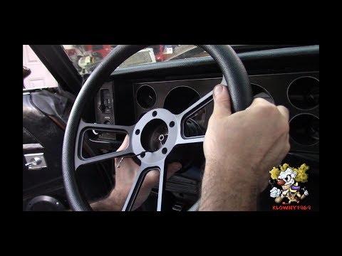 Forever Sharp Steering Wheel Install!!