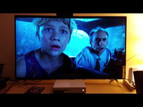 Jurassic Park 1993 Upscaled to 4K on Netflix via Xbox One S