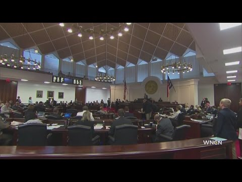 Several new and highly controversial NC laws go into effect Friday