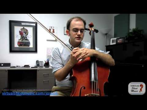 How to Achieve the Best Tone on the cello - Cello Lesson