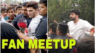 FAN MEETUP| FAN FEST | DANISH F DAR | DAWAR FAROOQ | MUMBAI - JUHU |