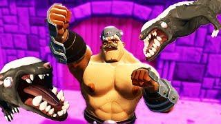 The Badger Master Champion! - Gorn Gameplay - HTC Vive VR