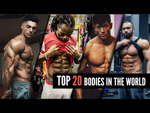 Xxx Mp4 TOP 20 Unbelievable Bodies Of 2017 Most Famous Fitness Models Worldwide 3gp Sex