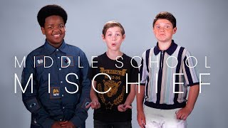 100 People Recall Their Middle School Mischief | Keep it 100 | Cut