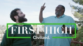 First High: Watch This Military Vet Get High For The First Time