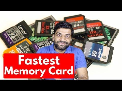 The FASTEST Memory Card!!! Samsung UFS 1.0 MicroSD Cards