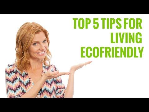 Easy Ways to Live Eco-Friendly