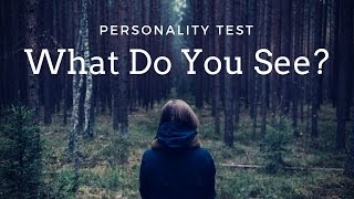 Personality Test | What Do You See First In These Images?