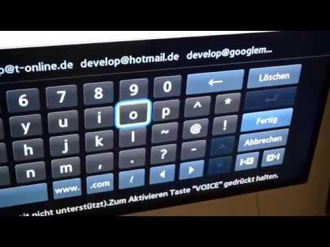 Samsung Smart TV - APPS über IP installieren  (EINFACH)