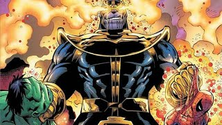10 Worst Things Thanos Has Ever Done