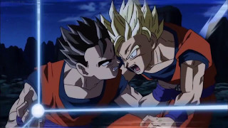 Dragon Ball Super 「 AMV 」- Goku vs. Gohan - Centuries