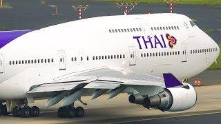 12 BIG Aircraft DEPARTING | A380 B747 B777 A330 | Sydney Airport Plane Spotting