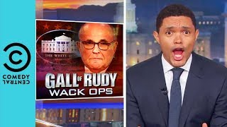 """Rudy Giuliani """"Drops An Absolute Bombshell"""" 