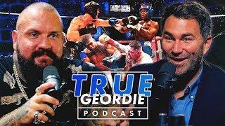 EDDIE HEARN   True Geordie Podcast #121