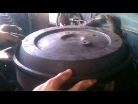 1995 Chevy 5.7L V8 Distributor Cap and Rotor Button How to Part 2